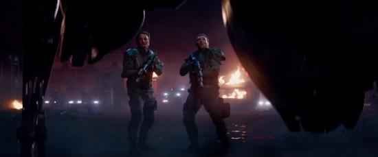 Terminator Genisys Jason Clarke Jai Courtney