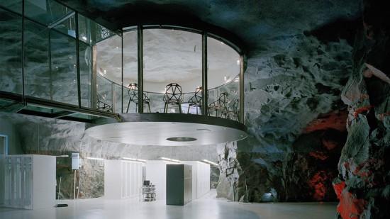 Underground Lairs