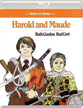 Harold and Maude on Blu-ray