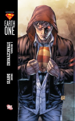 Superman: Earth One - Cover Art