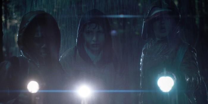 Stranger Things rain