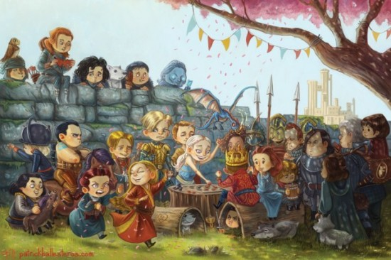 Game Of Thrones kids