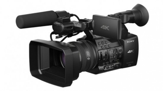Sony To Launch 4K Camcorder
