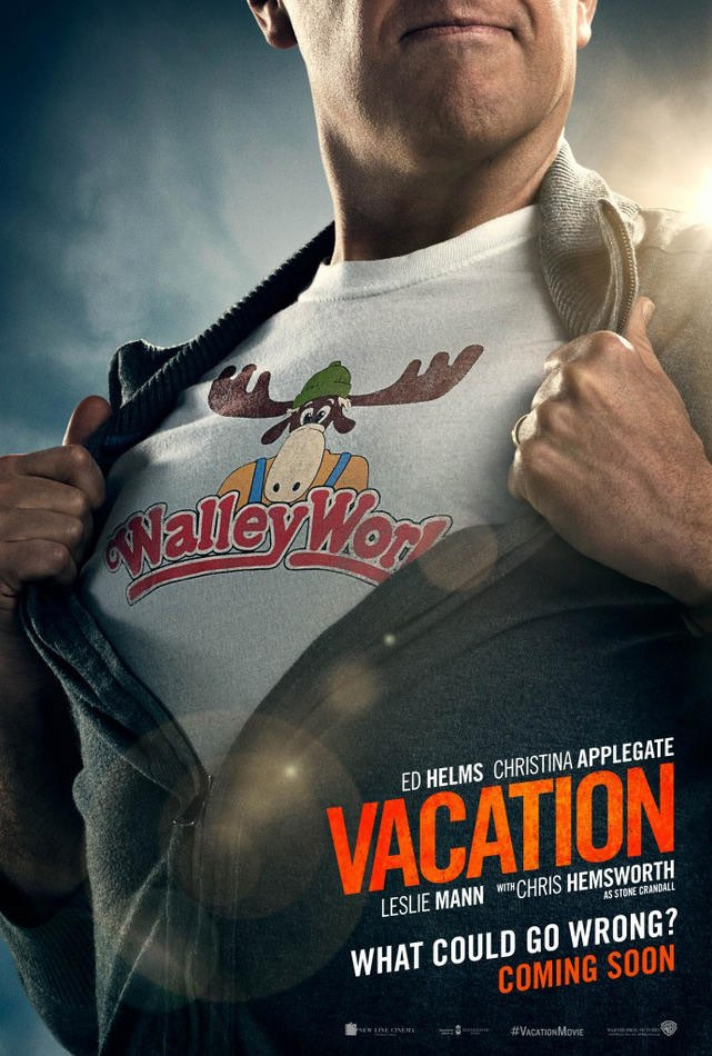 'Vacation' Poster