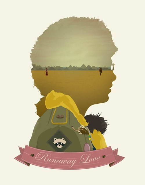Moonrise Kingdom poster by BigBadRobot