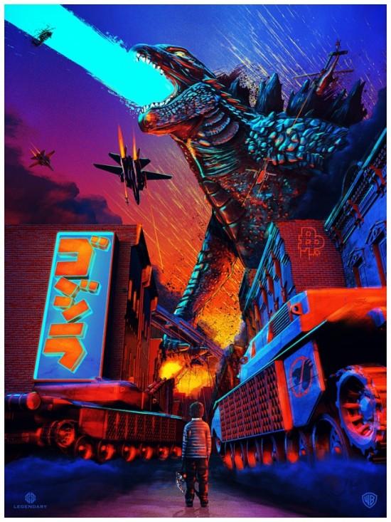 Chris Skinner's Godzilla