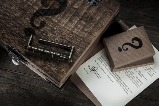 JJ Abrams mystery box