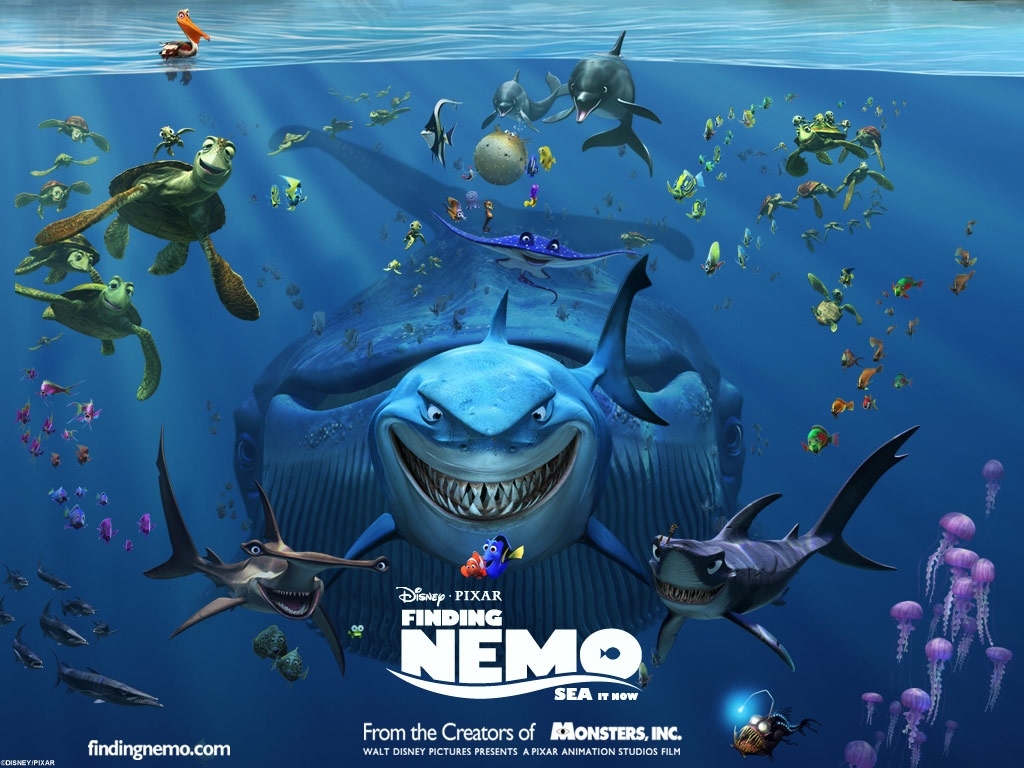 Finding Nemo Monsters Inc Beauty And The Beast Little Mermaid To Hit Theaters In 3D Film