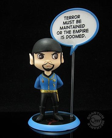Trekkies Mirror Spock Q-Pop Figure