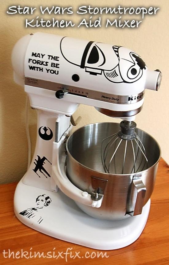 Star Wars Mixer