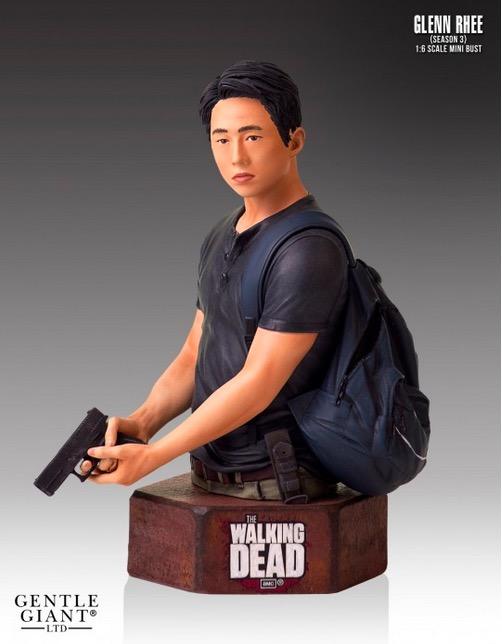 Glenn Mini Bust