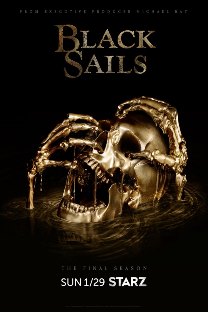 Black Sails Season 4 poster