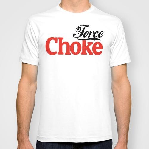 Drink Force Choke T-Shirt