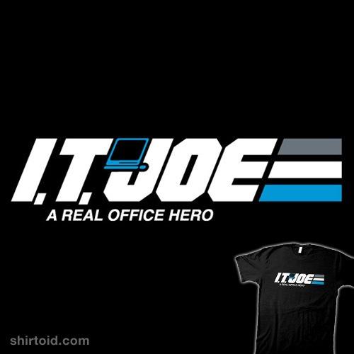 IT Joe t-shirt