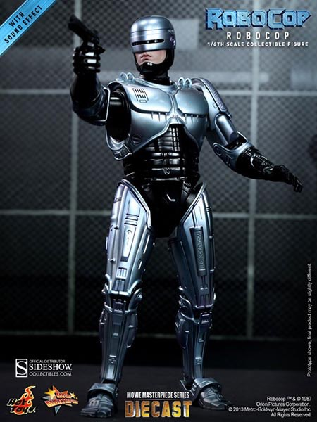 RoboCop Sixth Scale Figure by Hot Toys