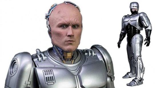1/4 Scale Robocop Figure