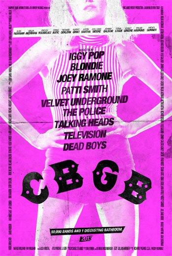 'CBGB' Debuts Malin Akerman's Blondie Poster