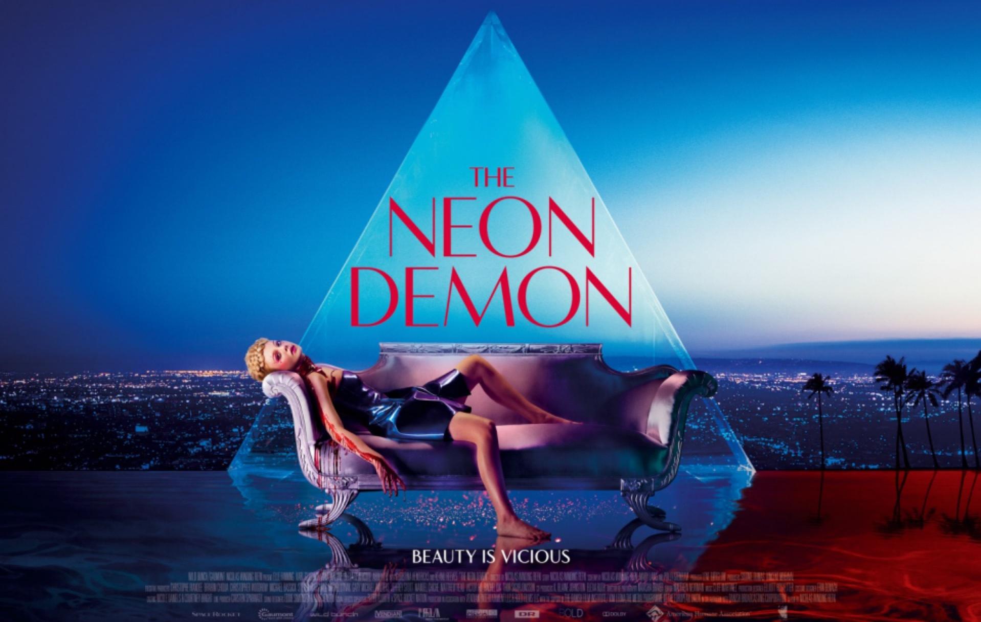 Risultati immagini per the neon demon