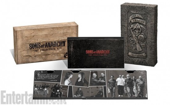 Sons of Anarchy' Collector's Set