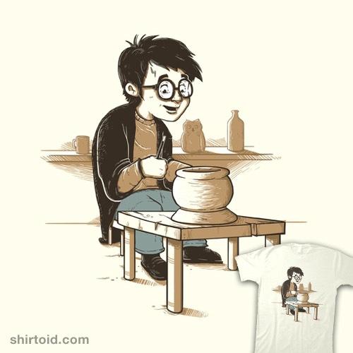 Harry the Potter t-shirt