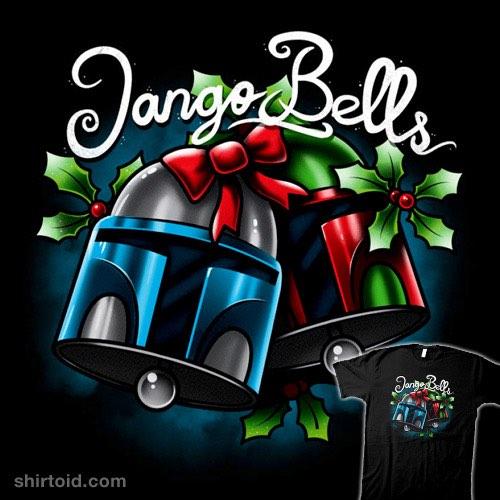 Jango Bells t-shirt