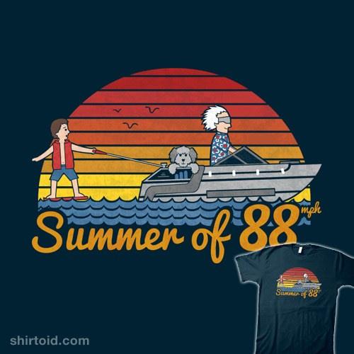 Summer of 88 T-SHIRT