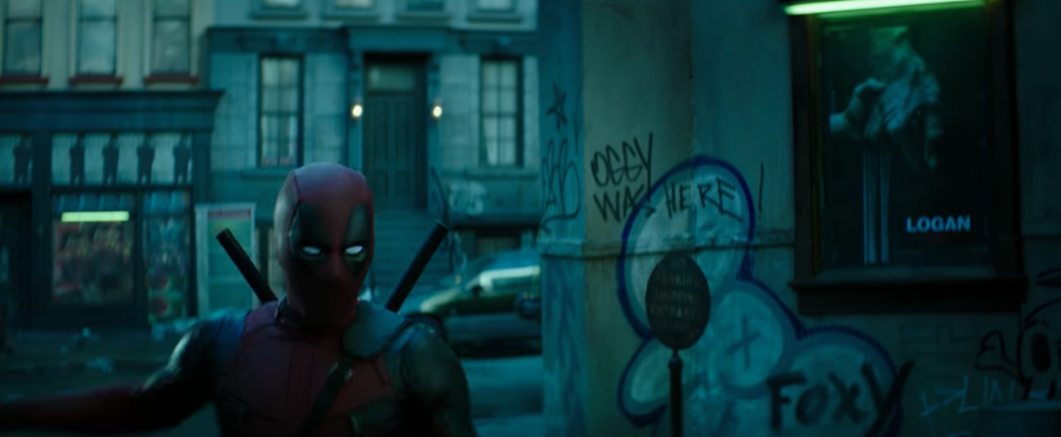 Deadpool 2 Bluray release date cast trailers and news The Merc with a Mouth is coming again and this time hes bringing a friend the timetravelling