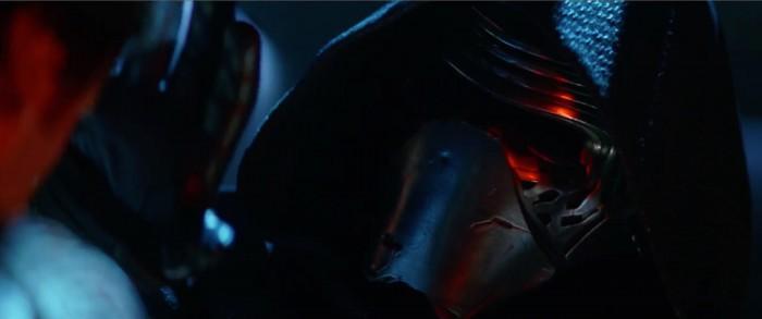 Kylo Ren Star Wars: the force awakens