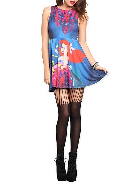 Little Mermaid Disney Skirts And Dresses