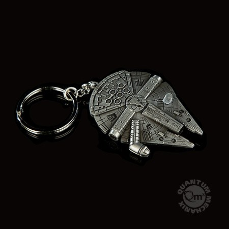Star Wars Millennium Falcon Replica Key Chain