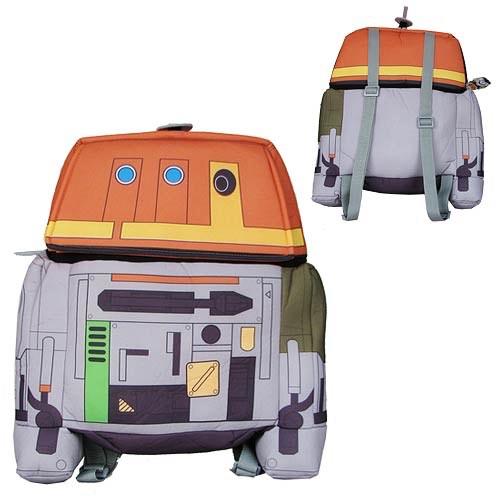 Star Wars Rebels Chopper Back Buddy Backpack