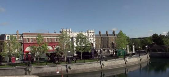 universal london waterfront