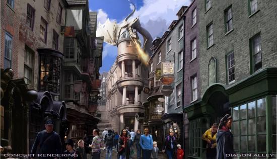 The Wizarding World of Harry Potter Gringotts