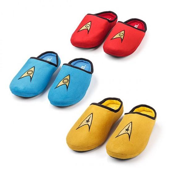Star Trek slippers