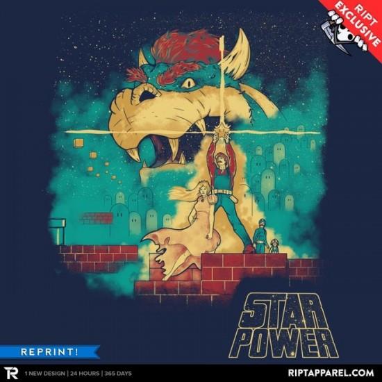 Star Wars/Mario Bros
