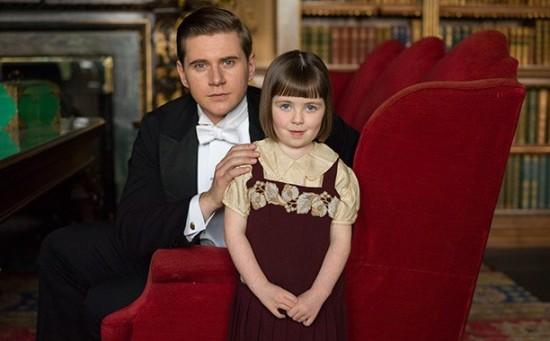 Downton Abbey Releases New Season 5 Photos