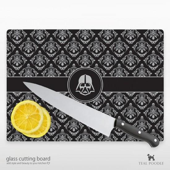 Darth Vader Cutting Board