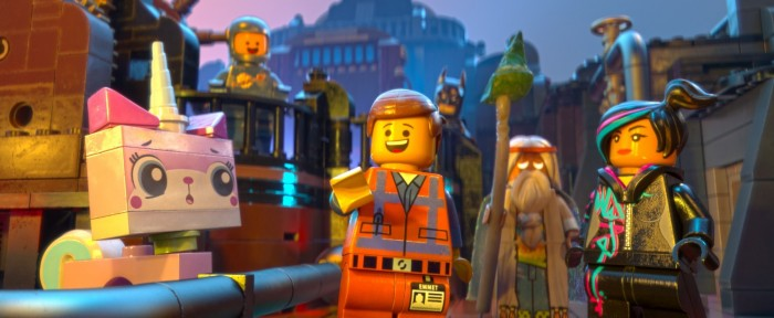Princess Unikitty from The Lego Movie