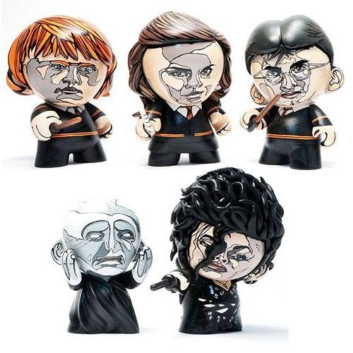 Harry Potter Munnys by NikeJerk