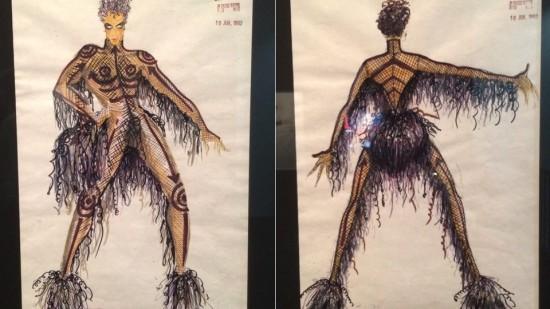 Fifth Element concept art