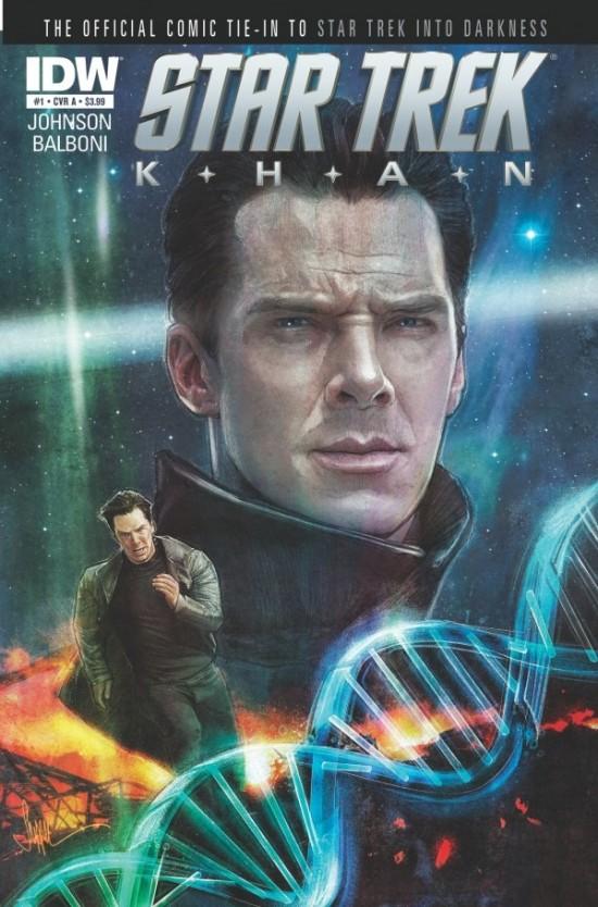 Khan Comic To Tell The Story Of Star Trek's Eugenic Wars
