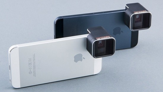 iPhone Anamorphic Lens
