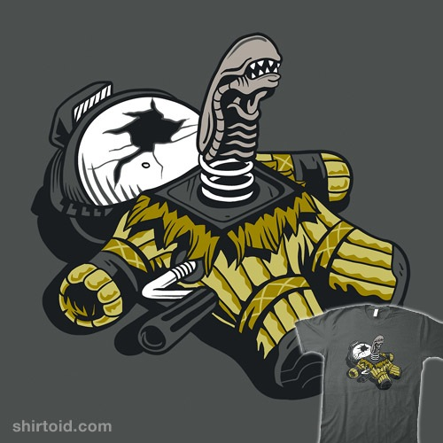 Burst-O-Fun t-shirt
