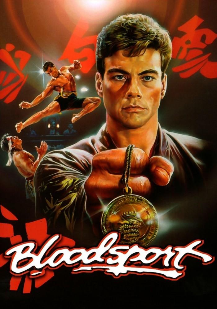 Bloodsport poster