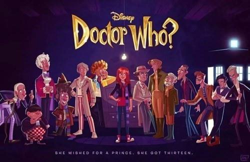 Disney's Doctor Who