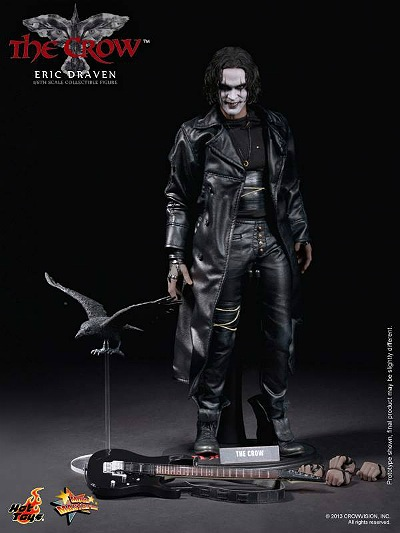 Hot Toys Does The Crow