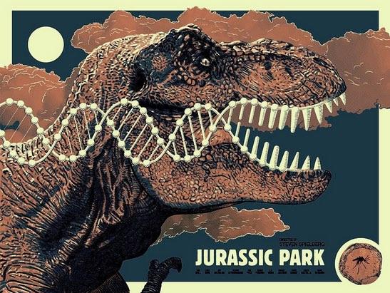 """Jurassic Park"" By Guillaume Morellec"