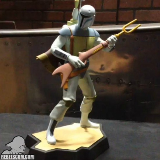 Gentle Giant Reveals New Boba Fett Animated Maquette