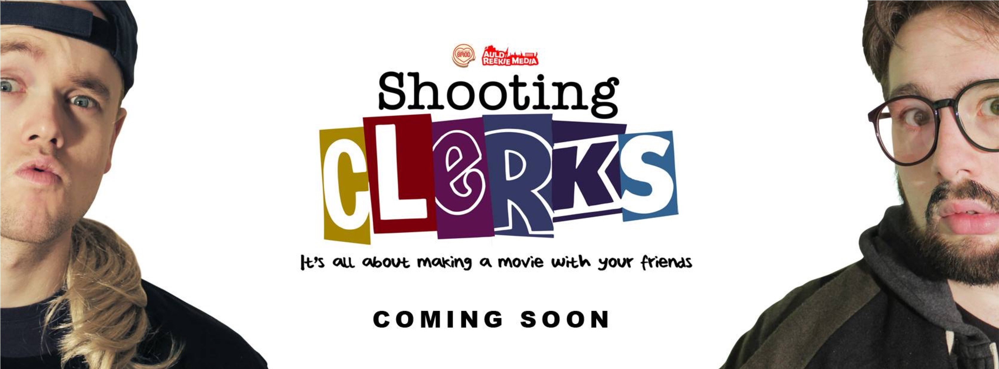shooting clerks trailer making a movie with your friends