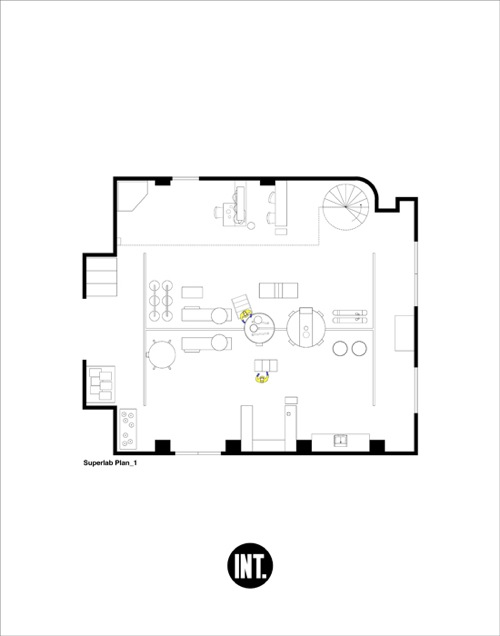 Architectural Breaking Bad Prints from Interiors Journal